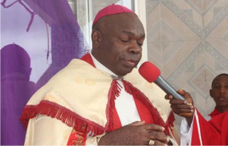 The-Catholic-Archbishop-of-Benin-Dr.-Augustine-Akubeze